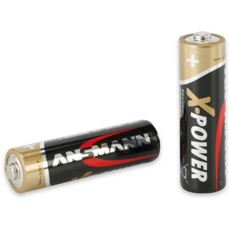 Ansmann AA X-Power Battery-Ansmann-The Tech Closet by DAVIS