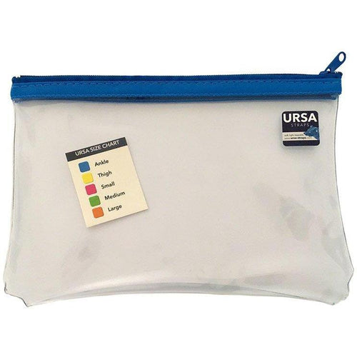URSA Clear Zipper Case-URSA Straps-The Tech Closet by DAVIS