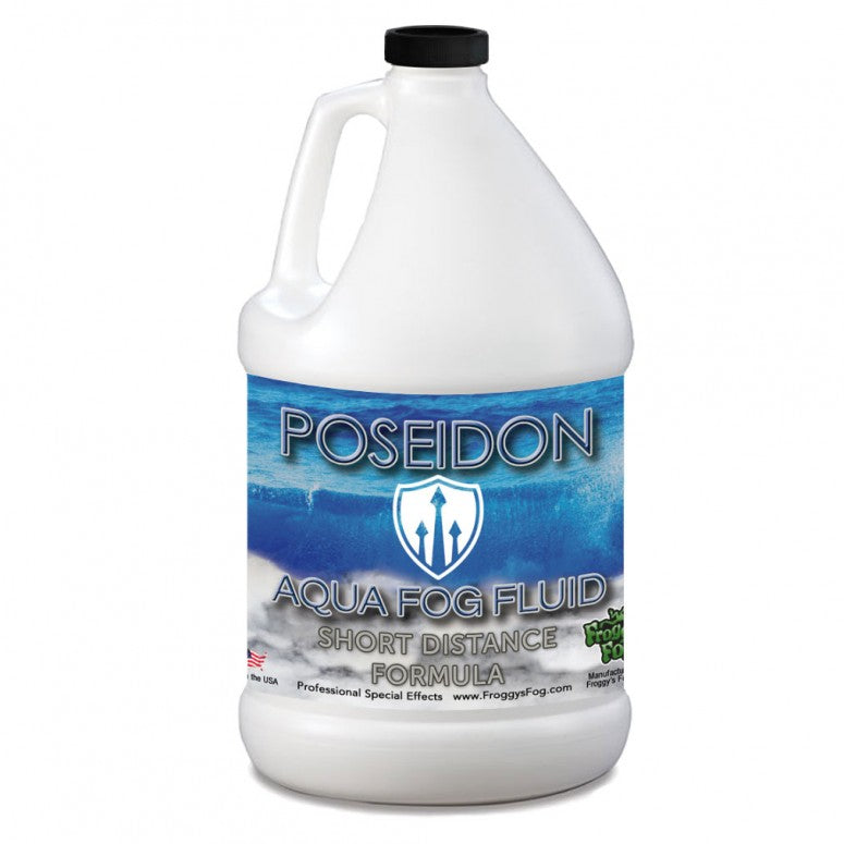 POSEIDON AQUA FOG FLUID - SHORT DISTANCE