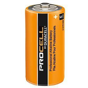 Duracell Procell C Battery-Duracell-The Tech Closet by DAVIS