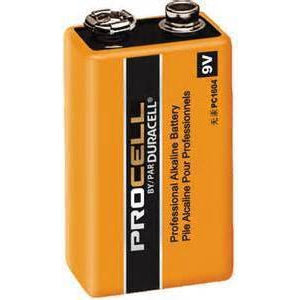 Duracell Procell 9v Battery-Duracell-The Tech Closet by DAVIS