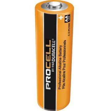 Duracell Procell AA Battery-Duracell-The Tech Closet by DAVIS