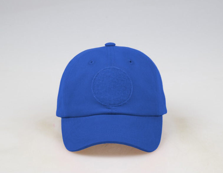 Blue Krafty Cap - Includes 3 FREE Patches!