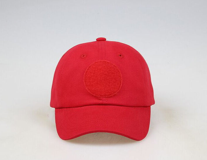 Red Krafty Cap - Includes 3 FREE Patches!