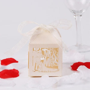Wedding Favors Candy Box