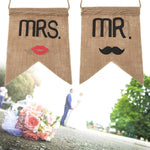 Mr.&Mrs. Banner Set