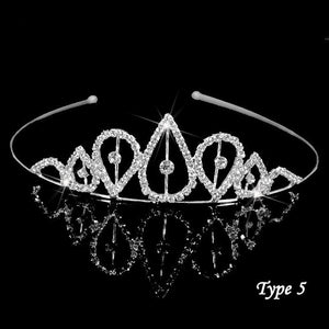 Princess Bridal Tiara