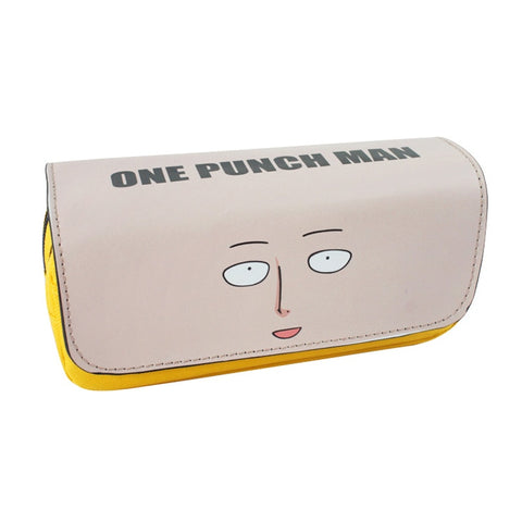 One Punch Man Pencil Case
