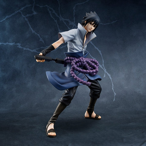 Naruto Shippuden Sasuke Uchiha Collectible