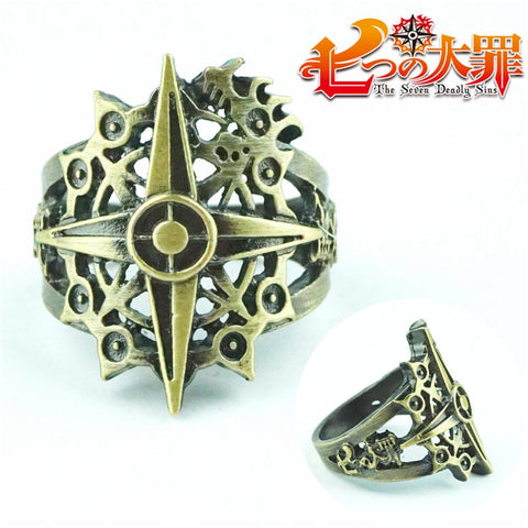 The Seven Deadly Sins Ring