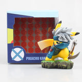 Pikachu As Naruto's Kakashi Hatake Collectible