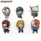 My Hero Academia Metal Enamel Pins Brooches Pin Badge Fans Gift