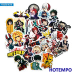 70pcs My Hero Academia Stickers