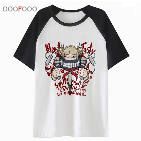 My Hero Academia t shirt Toga