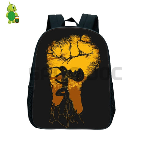 One Punch Man  Kindergarten Backpack