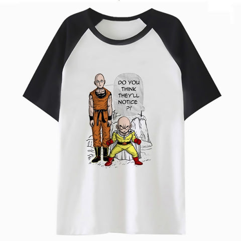 One Punch Man Funny Krillin T-Shirt