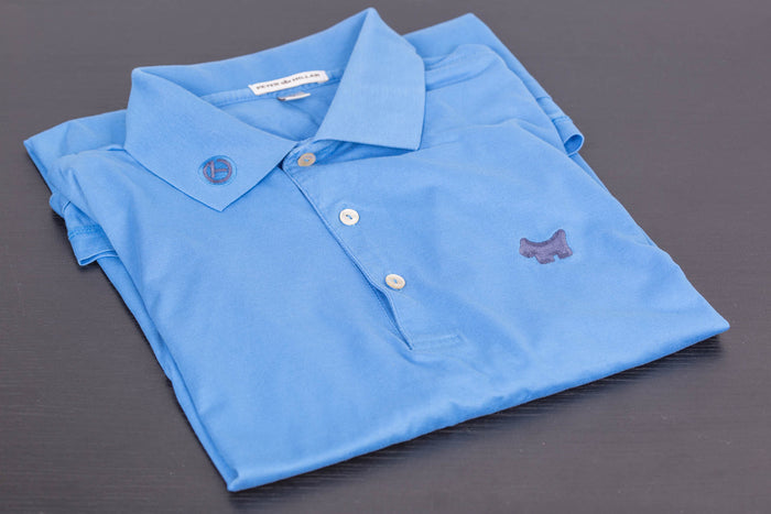 2015 Open Scotty Dog Peter Millar Polo Shirt