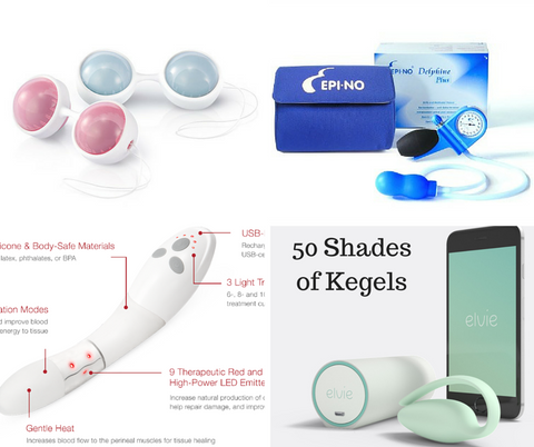 A Look At Kegel Balls And Other Devices