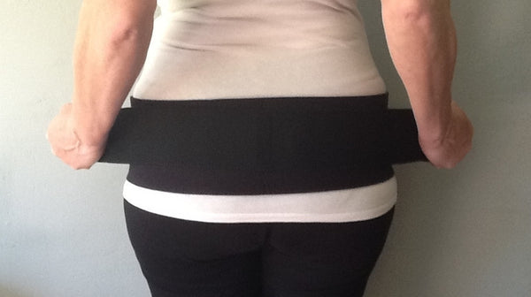 Abdominal Support Band - babybellyband