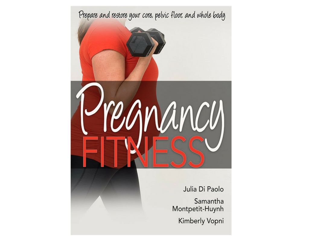 Pregnancy Fitness Soft Cover Book