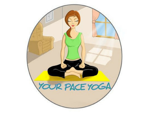 Your Pace Yoga DVD: Relieving Pelvic Pain