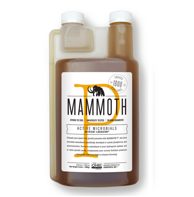 Mammoth P microbial inoculant - LEDvekstlys.no