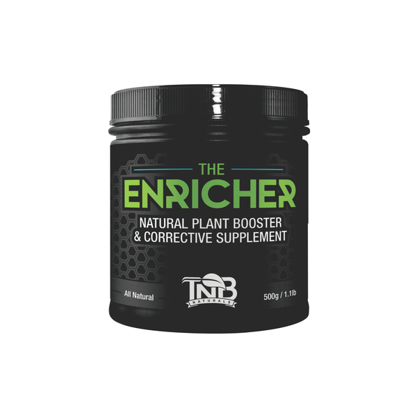 The Enricher Plant Booster - LEDvekstlys.no