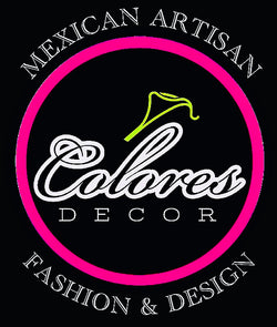 CoLores Decor | Mexican Artisan Fashion & Design