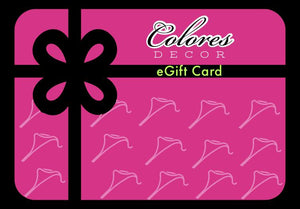 CoLores Decor eGift Card