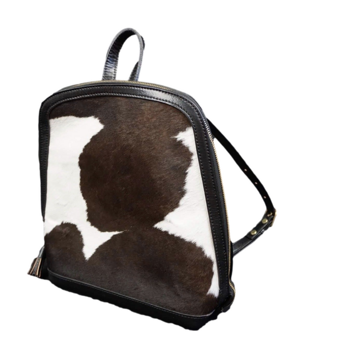 Cowhide Backpack- PrimerCorte Mexican Artisan Leather Backpack