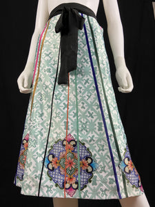 Mexican Fashion Designer Talavera Dress Colores Decor