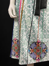 Load image into Gallery viewer, Mexican Fashion Designer Talavera Dress Colores Decor
