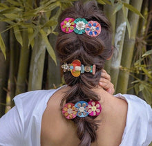 Load image into Gallery viewer, Yolanda Handmade Decorative Hair Clip