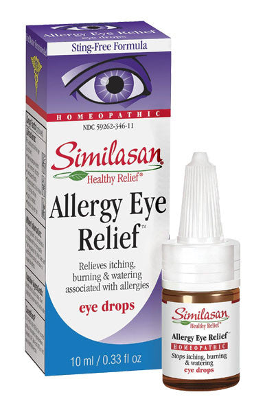 Allergy Eye Relief 10 ml. - Similasan