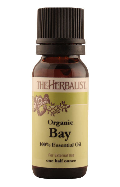 Bay Essential Oil 1/2 oz (Wild crafted)