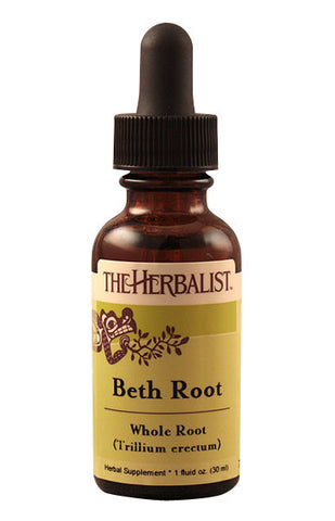 Beth root Liquid Extract