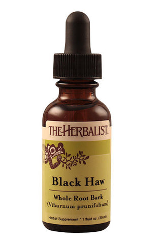 Black Haw root bark Liquid Extract