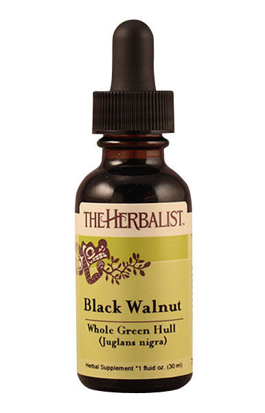 Black Walnut hull Liquid Extract