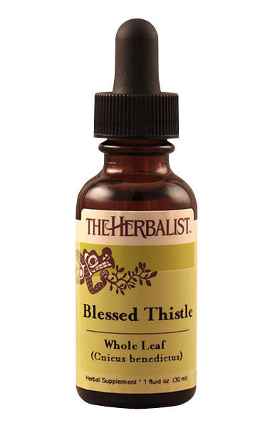 Blessed Thistle leaf Liquid Extract