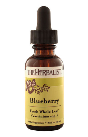 Blueberry leaf Liquid Extract