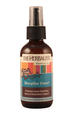 Breathe Free! Oil