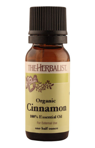 Cinnamon Cassia Essential Oil 1/2 oz (Wild crafted)