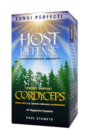 Cordyceps 60 capsules - Host Defense
