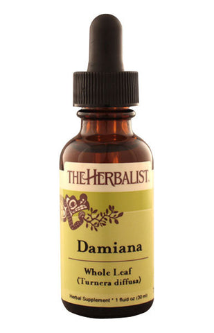 Damiana leaf Liquid Extract