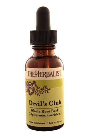 Devil's Club root bark Liquid Extract