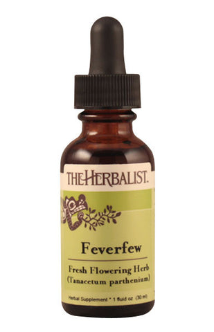 Feverfew herb Liquid Extract