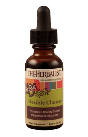 FLEXIBLE CHOICE Liquid Extract, Inflammation and Allergy Reduction