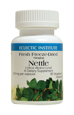 Nettle Fresh Freeze Dried 90 capsules - Eclectic Institute