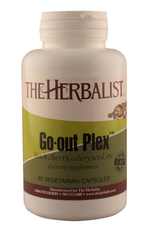 Go-Out Plex 90 capsules - Herbalist Private Label