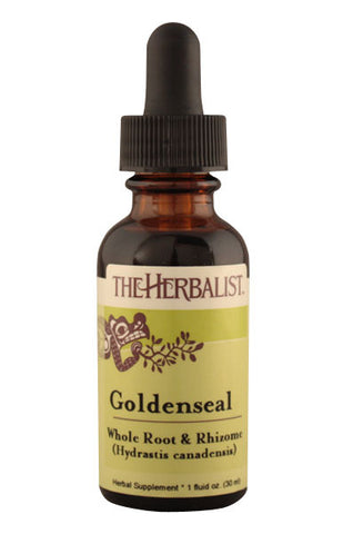 Goldenseal root Liquid Extract